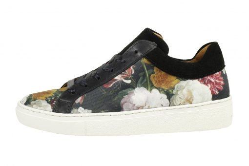 bloemen schoen