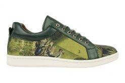 Boyd sneaker Forest groen Jeroen Bosch