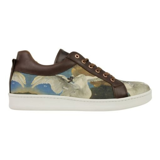 Boyd sneaker Bedreigde zwaan Rijksmuseum