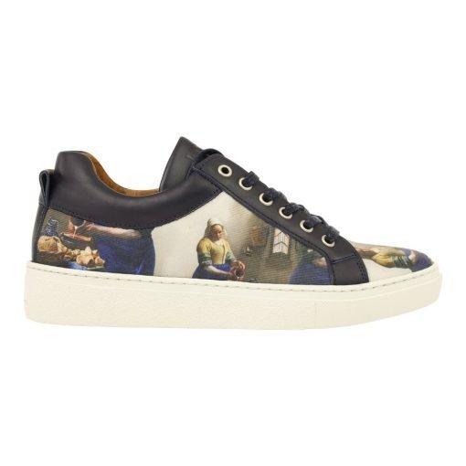 Melkmeisje sneaker Vermeer