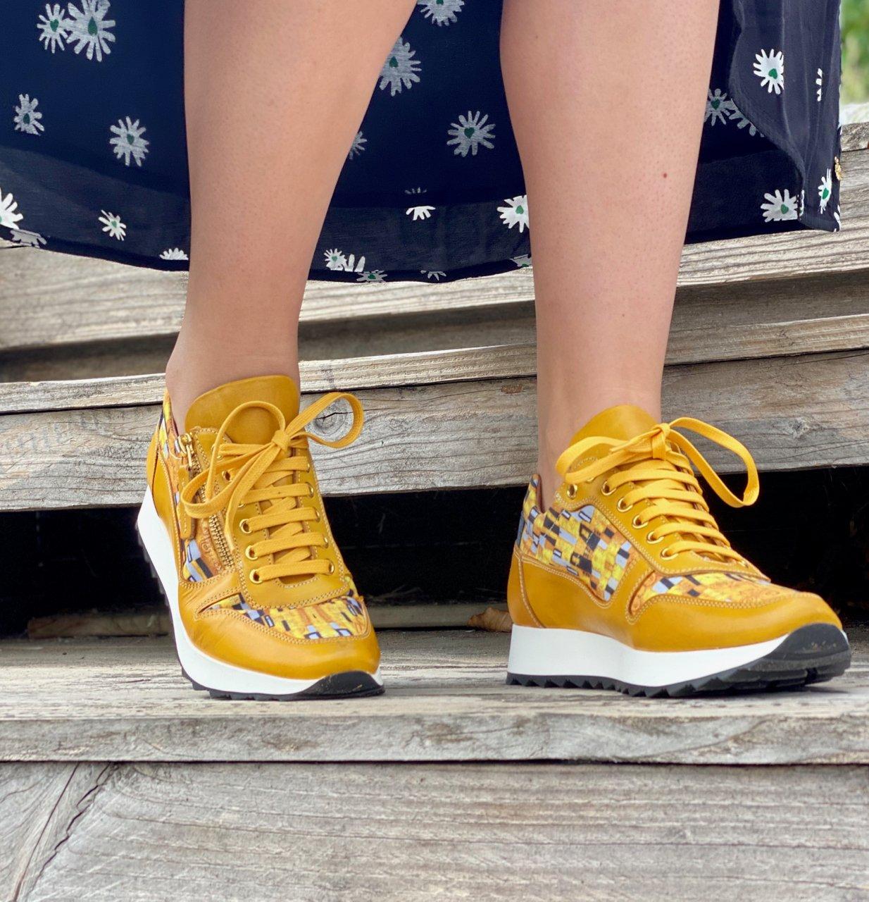 Gustav Klimt sneaker