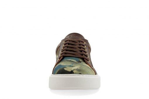 Vegan art sneaker